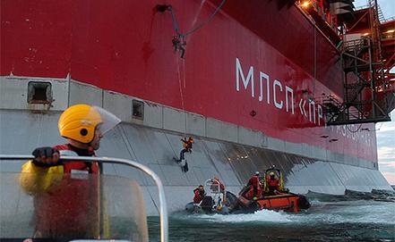 Фото ИТАР-ТАСС/ Пресс-служба Greenpeace