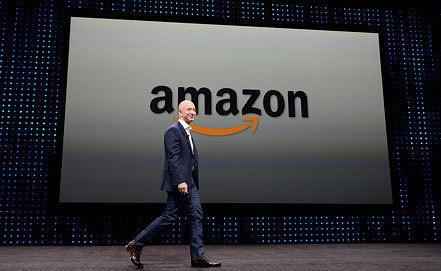 Джеф Безос, основатель компании Amazon.com. Фото ИТАР-ТАСС/EPA/MICHAEL NELSON