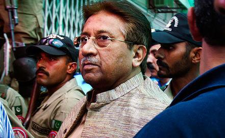 Первез Мушарраф. Фото AP/Anjum Naveed