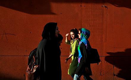 Фото AP/Ebrahim Noroozi
