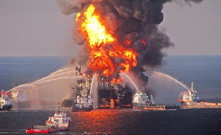 Фото EPA/US COAST GUARD / HANDOUT