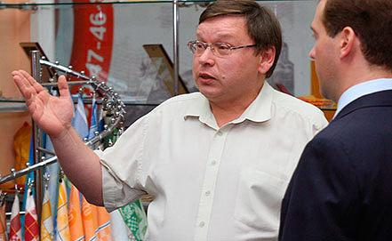 Павел Коньков (слева). Фото ИТАР-ТАСС/ Владимир Смирнов