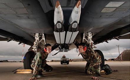Фото AP/U.S. Air Force, Lance Cheung