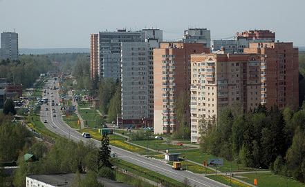 Троицк. Фото ИТАР-ТАСС/ Борис Кавашкин
