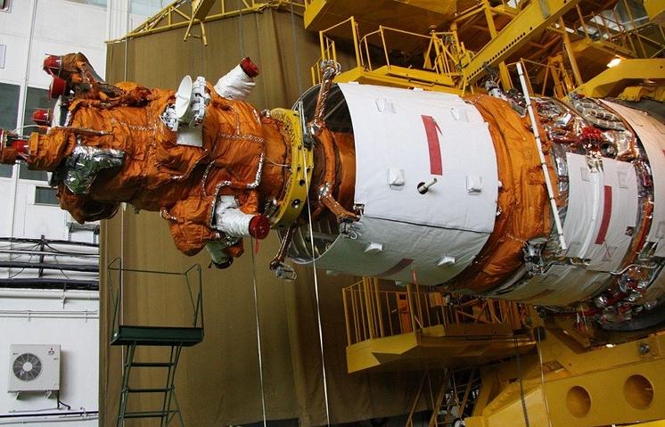 """Космический аппарат дистанционного зондирования Земли """"Ресурс-П"""""""
