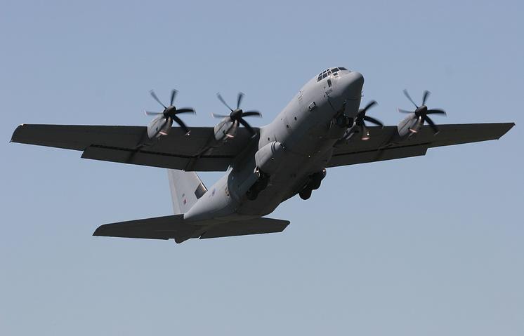 Военно-транспортный самолет C-130