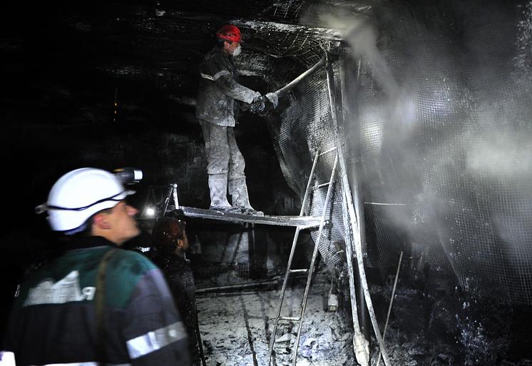 Проект по добыче метана из угольных пластов позволяет среди прочего обезопасить труд шахтеров