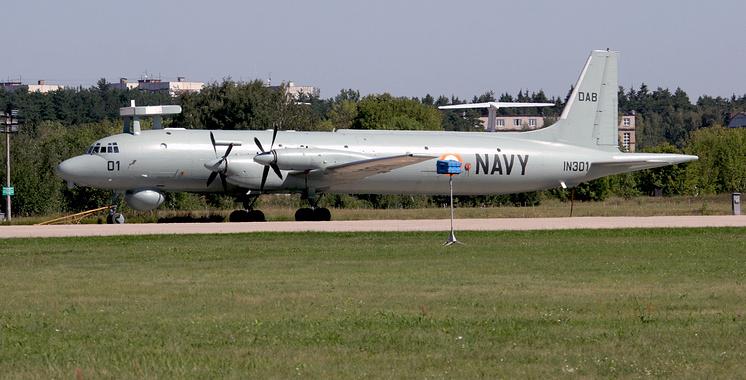 Противолодочный самолет Ил-38SD