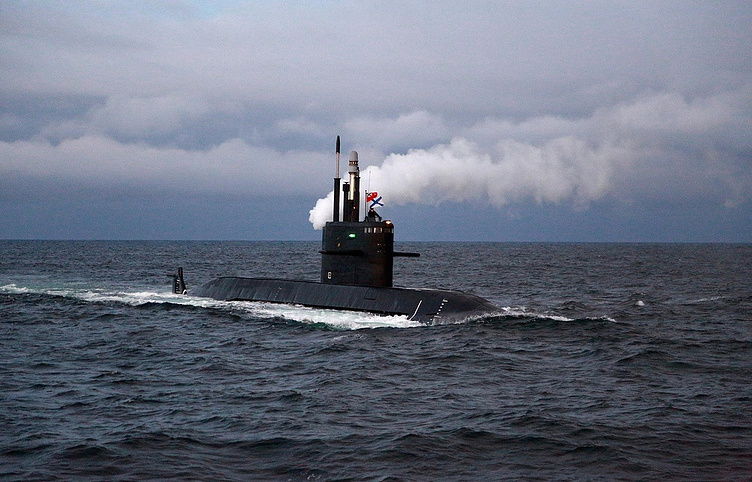 """Головной корабль проекта """"Лада"""""""